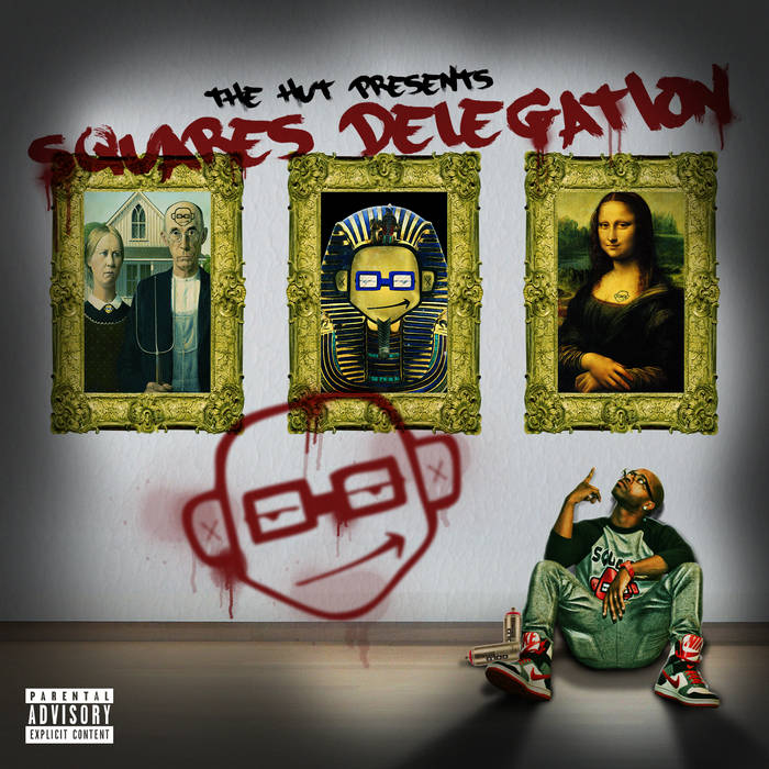 SQUARES DELEGATION cover art
