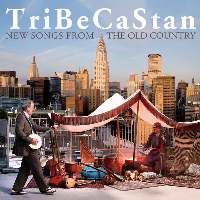 New Songs From The Old Country cover art