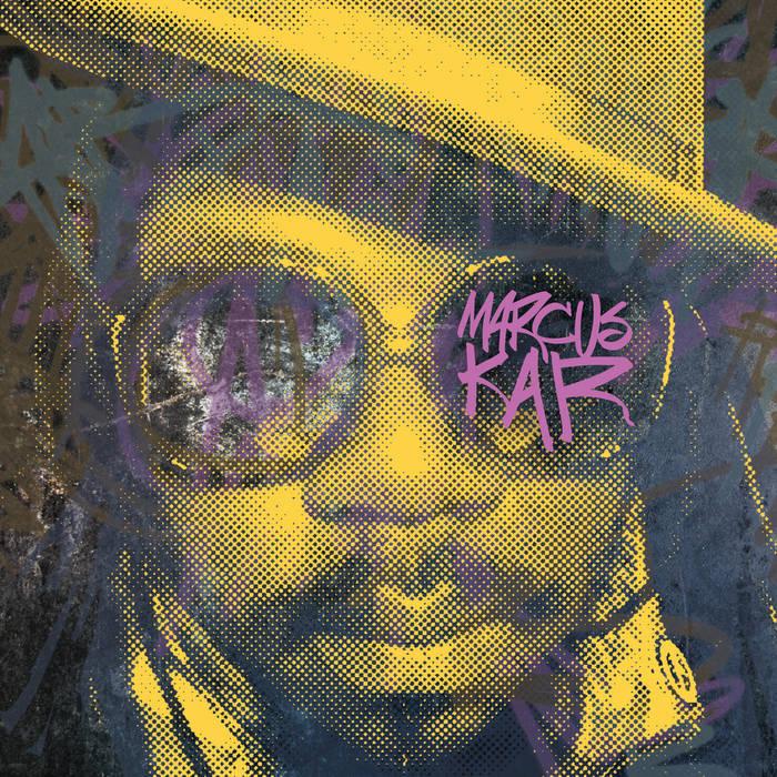 Marcus Kar cover art