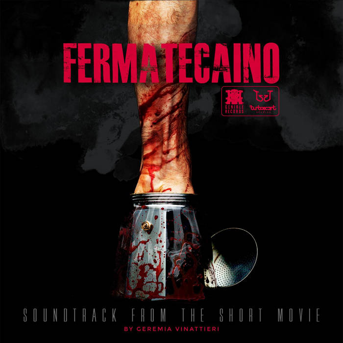 FERMATE CAINO ( Original Soundtrack from the Short Movie) cover art