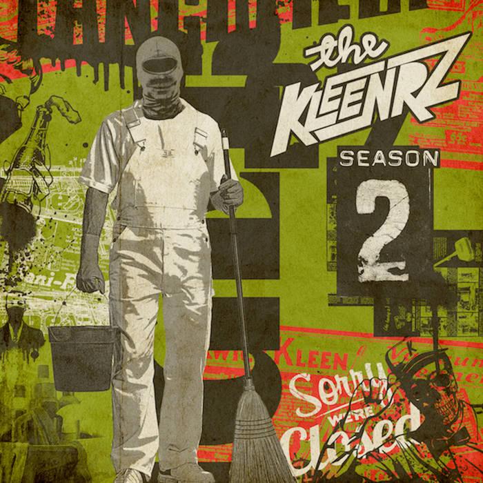 Season two cover art