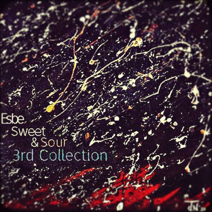 Sweet&Sour 3rd collection cover art