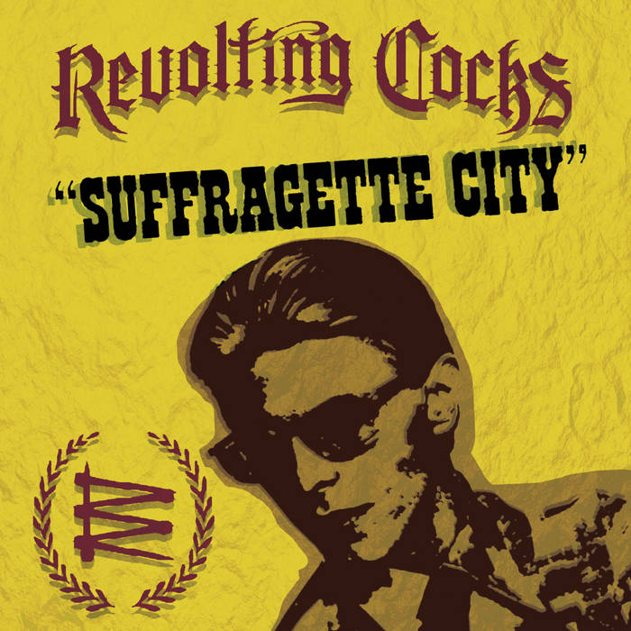 Suffragette City cover art
