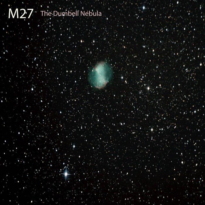 The Dumbell Nebula cover art