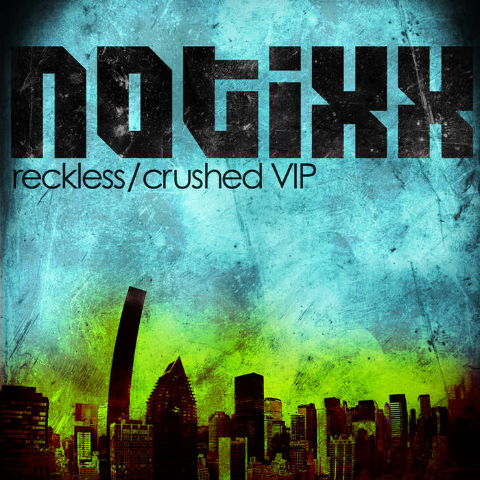 Reckless/Crushed VIP cover art