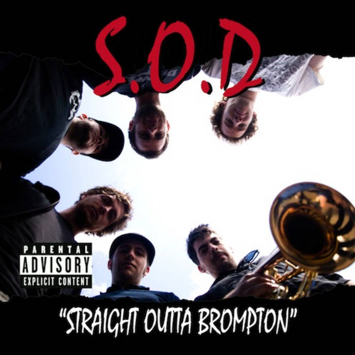 Straight Outta Brompton cover art