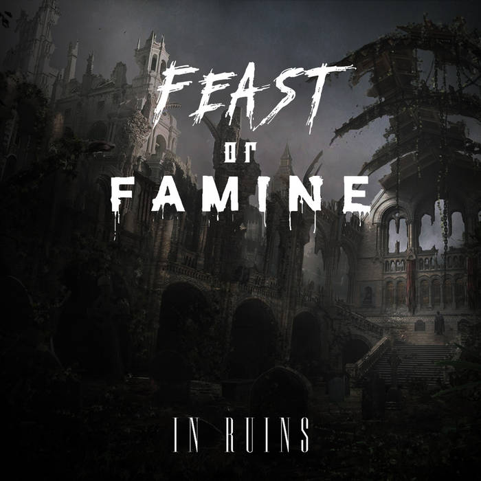 In Ruins - Single cover art