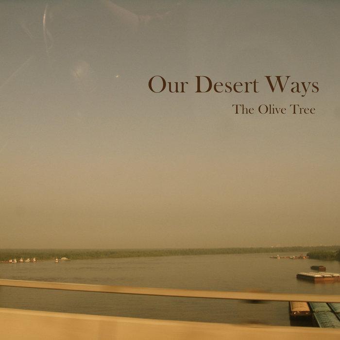 Our Desert Ways cover art