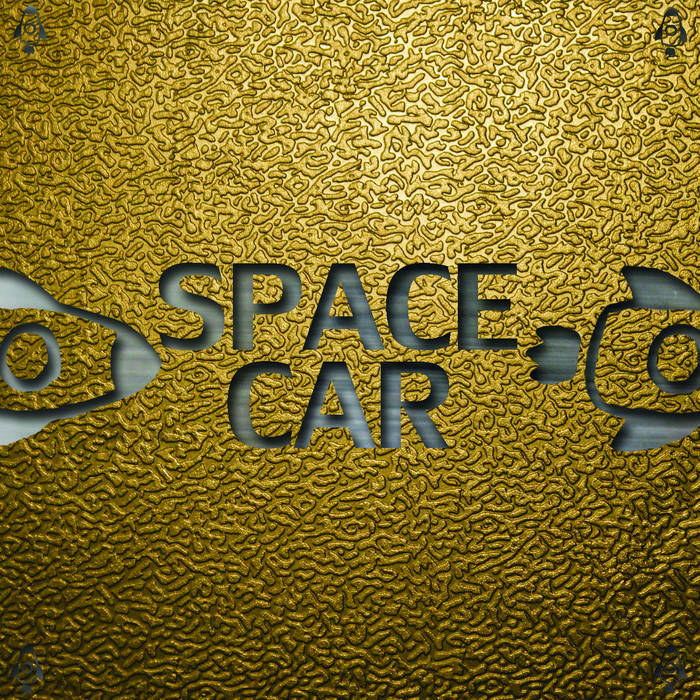Space Car cover art