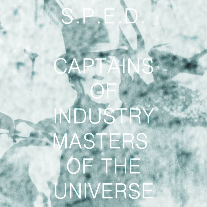 Captains of Industry, Masters of the Universe cover art