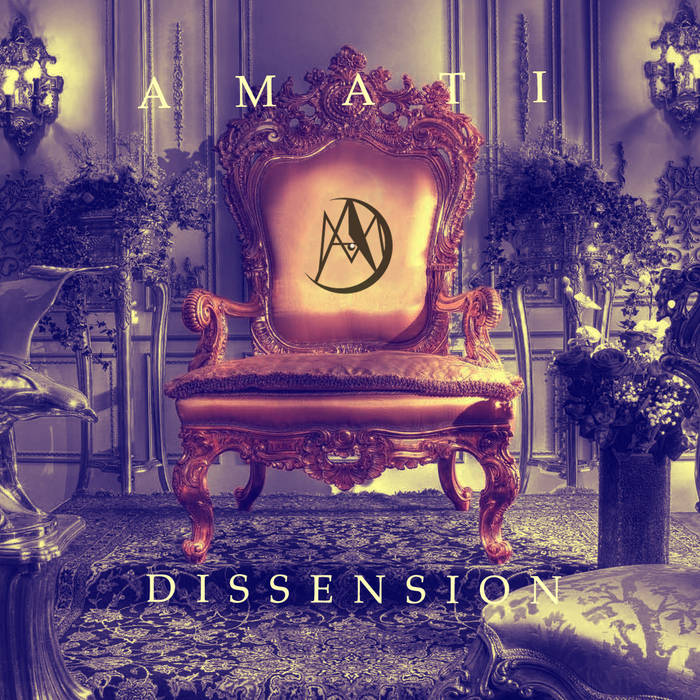 Dissension cover art