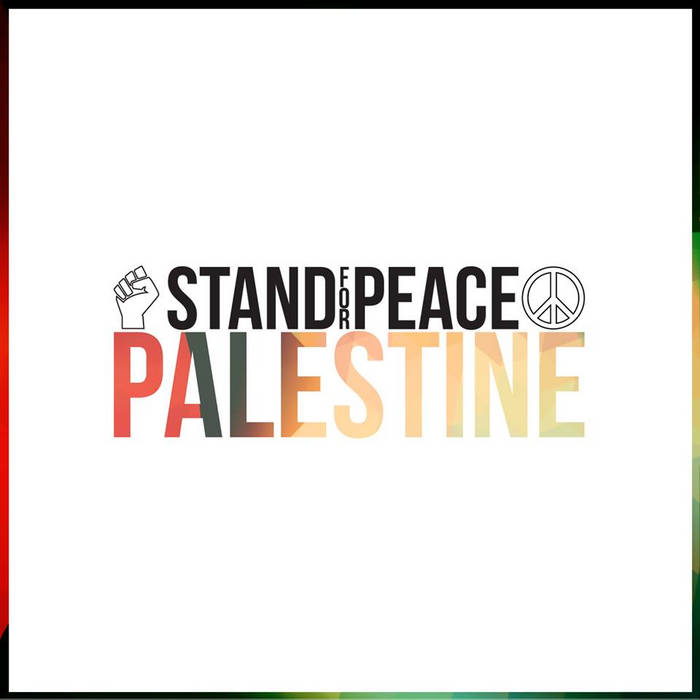 Stand4Peace - Palestine (vol.01) - Vue d'ensemble cover art
