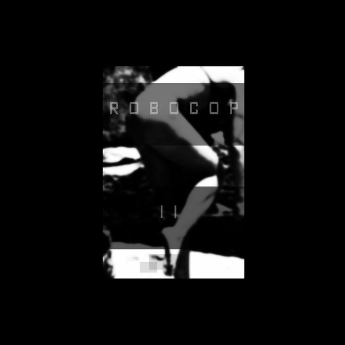 Robocop II cover art