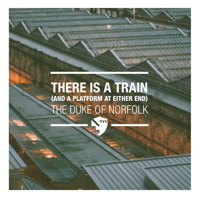 There Is a Train (and a platform at either end) cover art