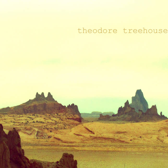Theodore Treehouse cover art