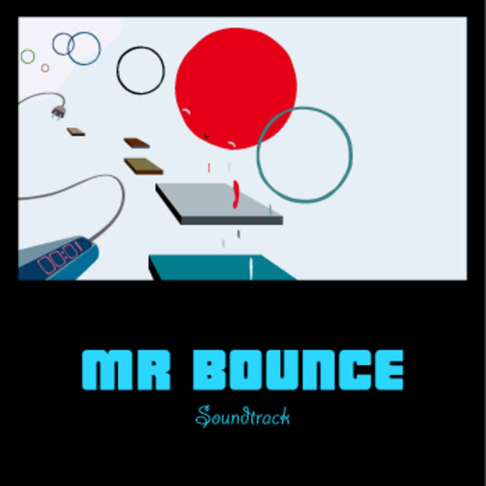 Mr. Bounce Soundtrack cover art