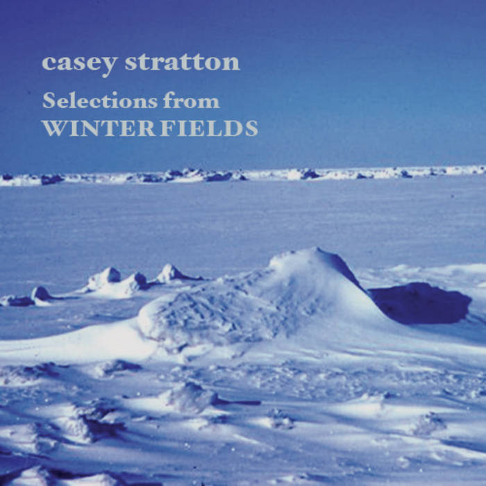"Selections from 'Winter Fields"" cover art"