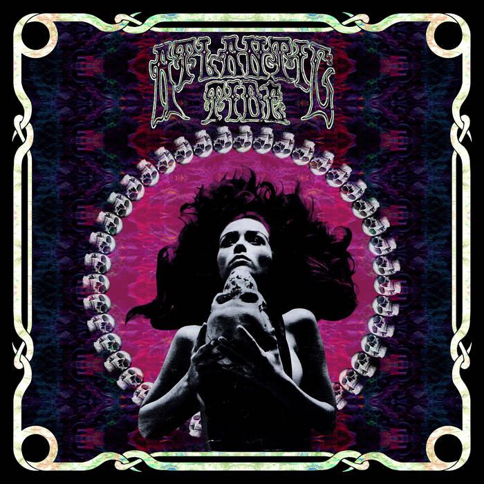 Psychic Vampire (Vinyl single) cover art
