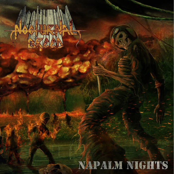Napalm Nights cover art
