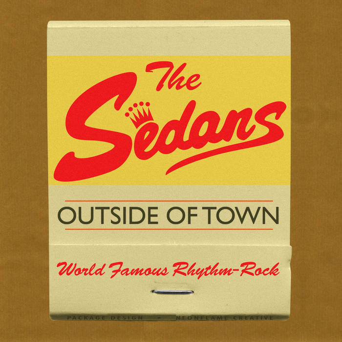 Outside Of Town - 6 song EP cover art