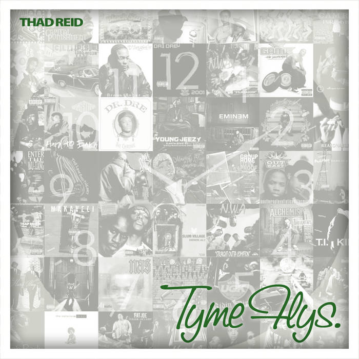Tyme Flys EP cover art