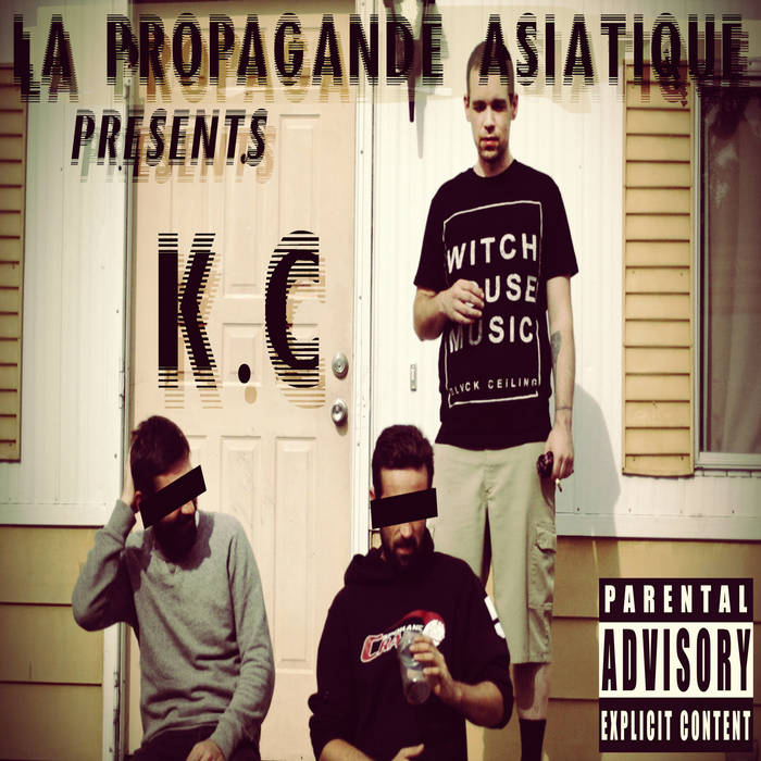 LA PROPAGANDE ASIATIQUE PRESENTS K.C. cover art