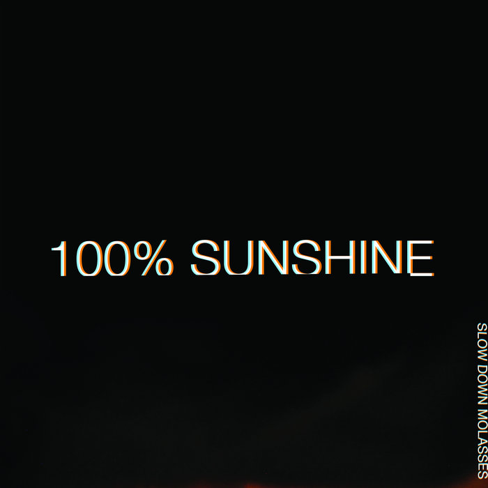 100% Sunshine cover art