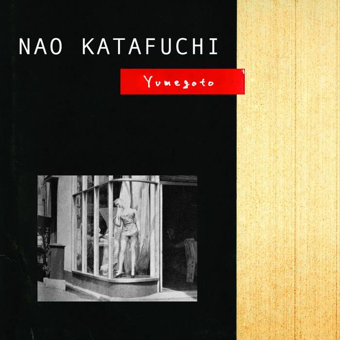 "WT 12 Nao Katafuchi ""Yumegoto"" cover art"