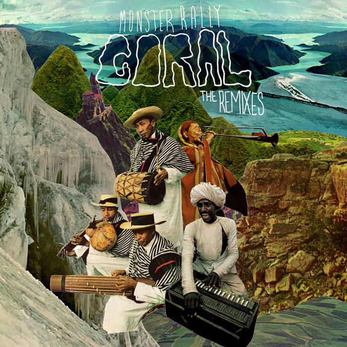 Coral II: The Remixes cover art