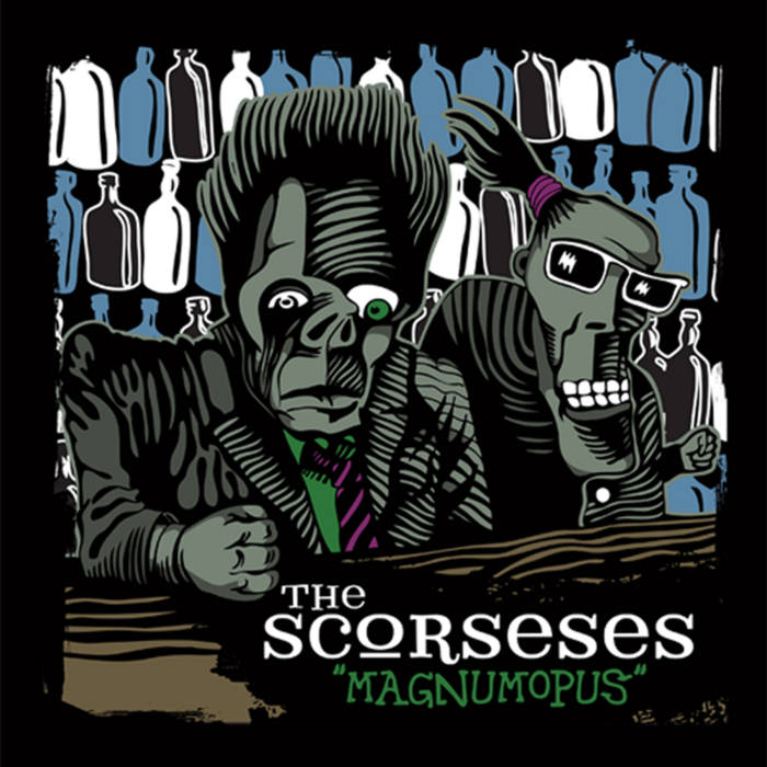 """Magnumopus"" cover art"