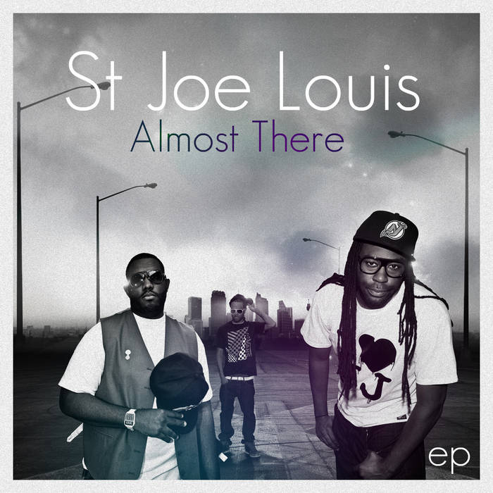 Almost There Ep cover art