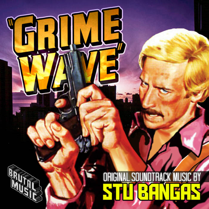 """Grime Wave"" Instrumentals cover art"