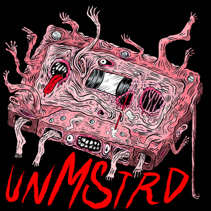 UNMSTRD cover art