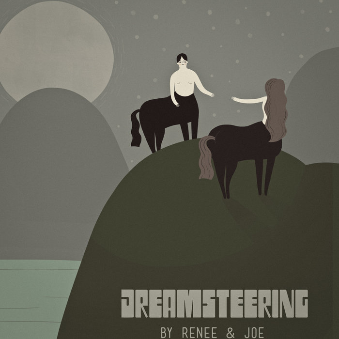 Dreamsteering cover art
