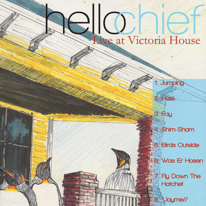 Live at Victoria House cover art