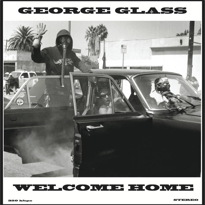 Welcome Home cover art