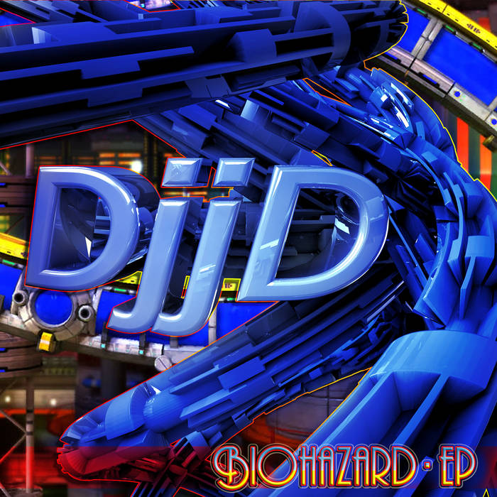 Biohazard EP cover art