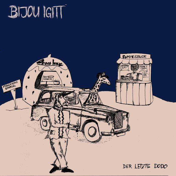 Der letzte Dodo cover art