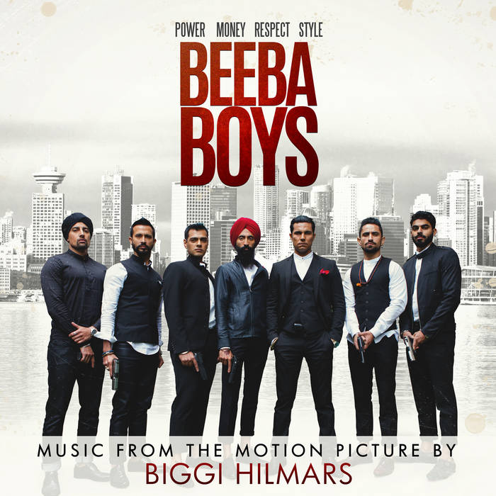 Beeba Boys cover art