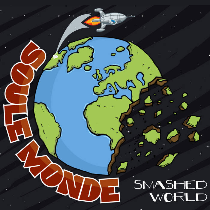 Smashed World EP cover art