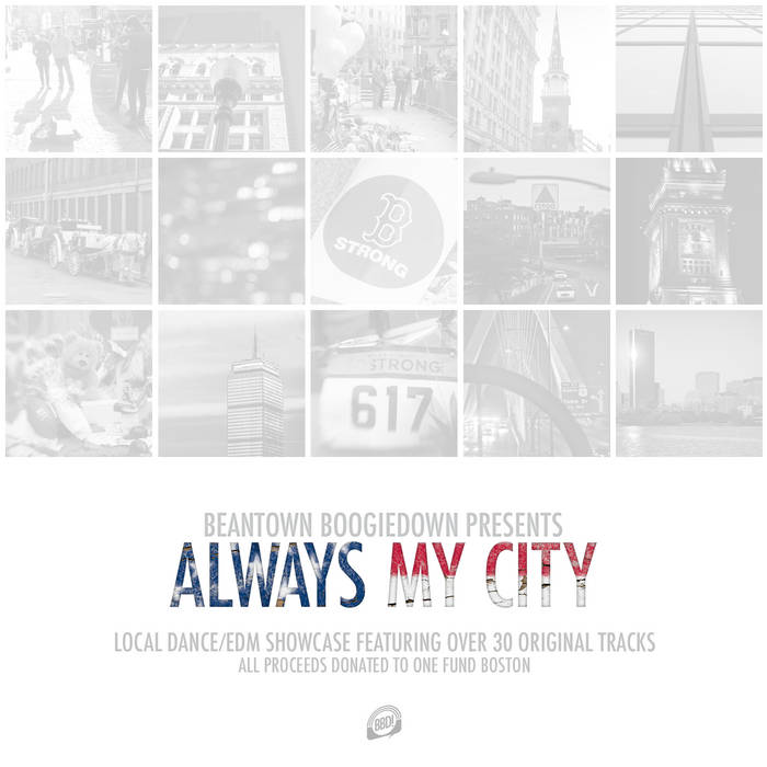 Always My City (Boston Marathon Relief Compilation) cover art