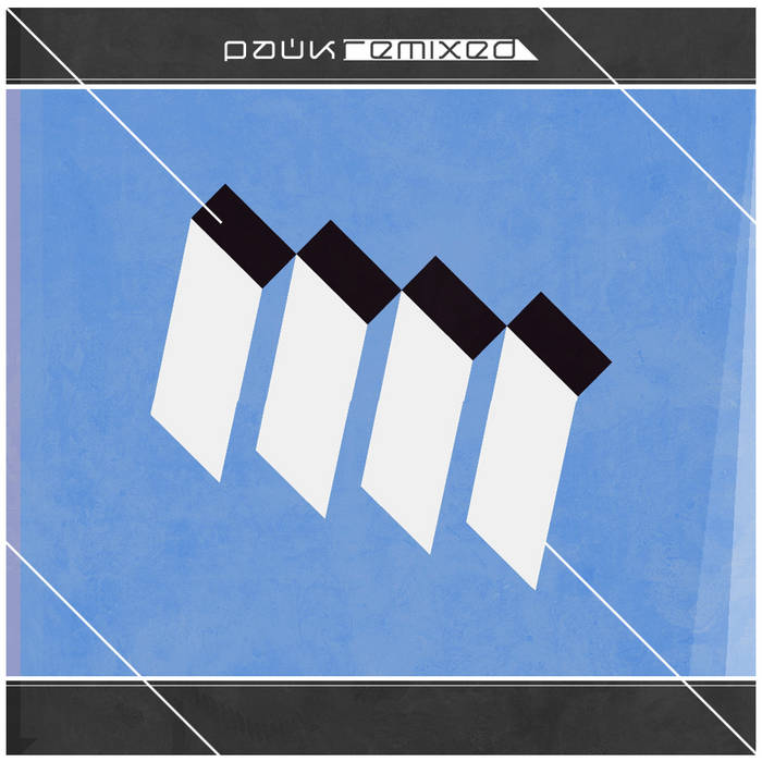 Pauk Remixed cover art