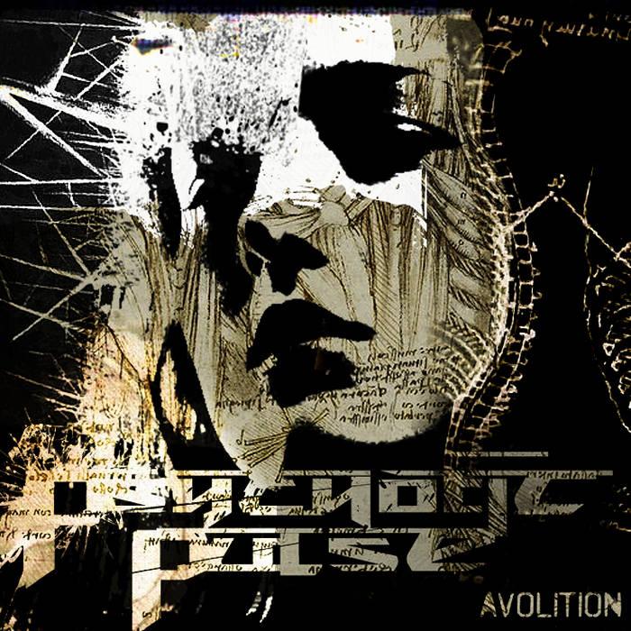Avolition (EP) cover art