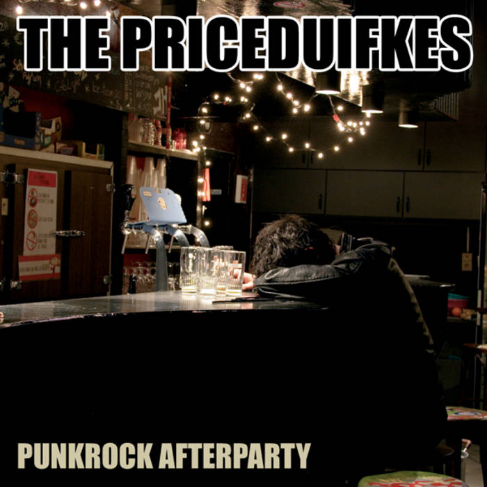 Punkrock Afterparty cover art