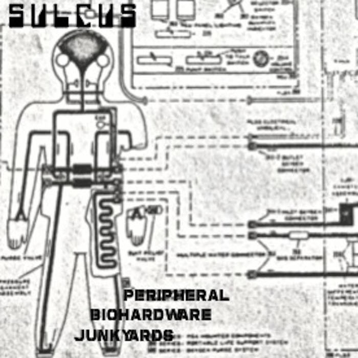 Peripheral Biohardware Junkyards cover art