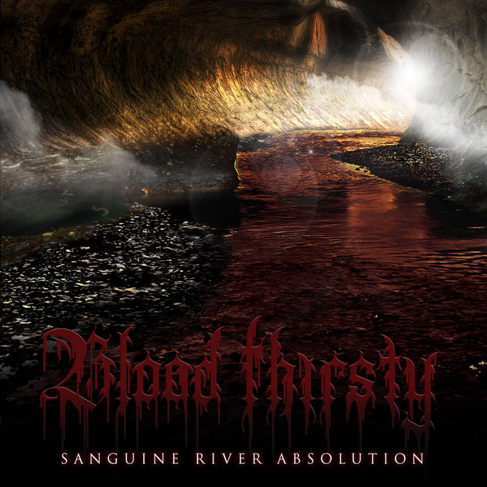Sanguine River Absolution cover art