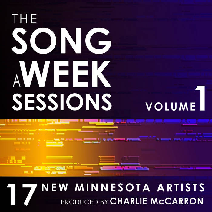 The Song A Week Sessions: Volume 1 cover art