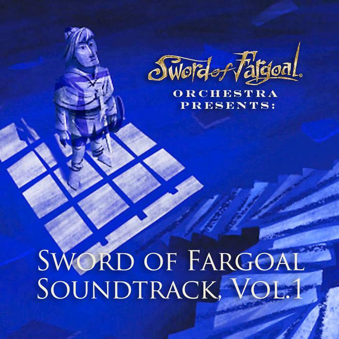 Sword of Fargoal Soundtrack cover art