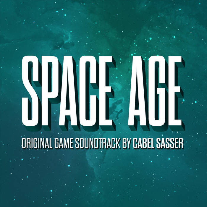 Space Age (Original Game Soundtrack) cover art