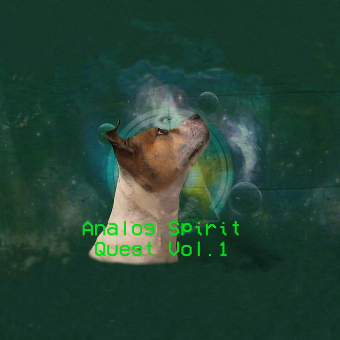 Analog Spirit Quest Vol 1 cover art